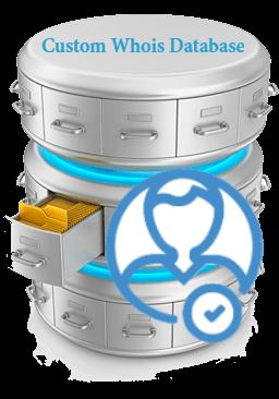customize whois database doanload